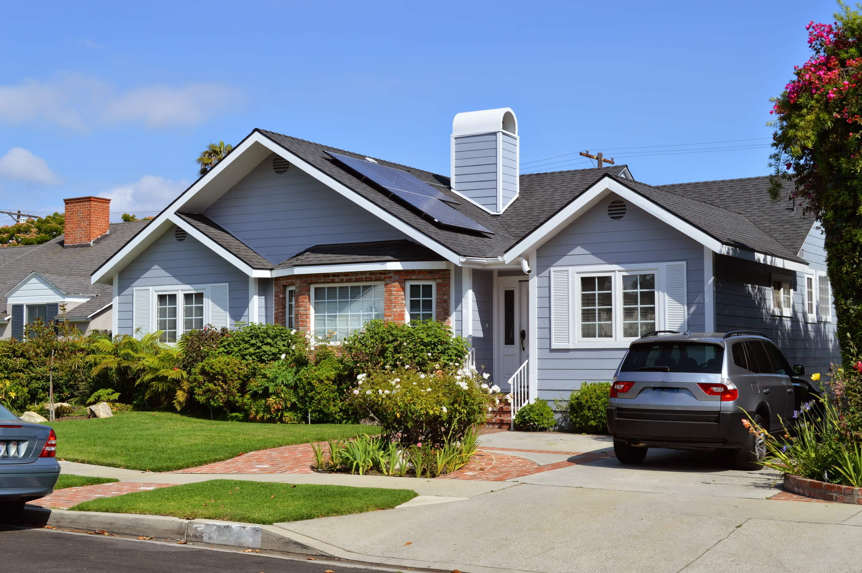 Net metering allows you to sell extra power back to your utility