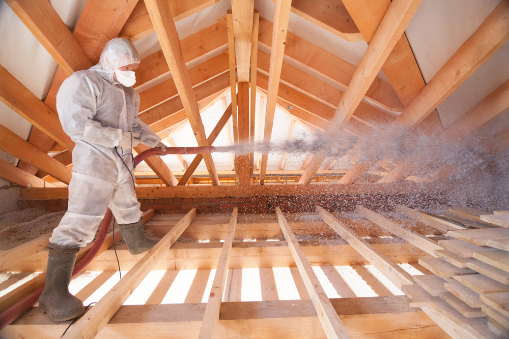 The appropriate amount of insulation in your home greatly improves its energy efficiency.