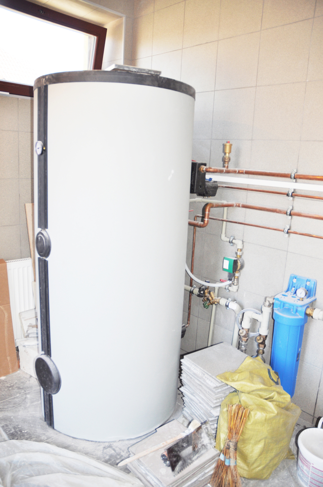 water heater energy efficiency
