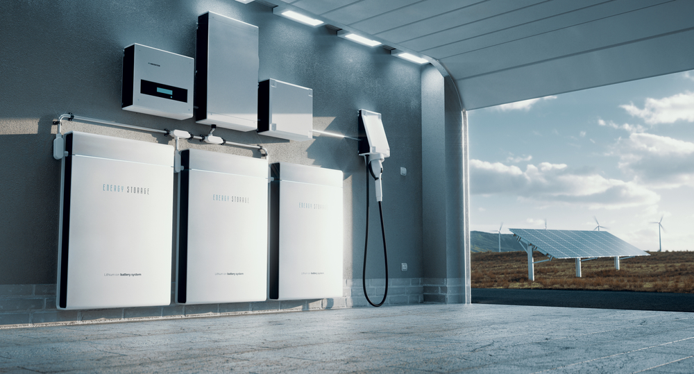 solar panel battery backup systems