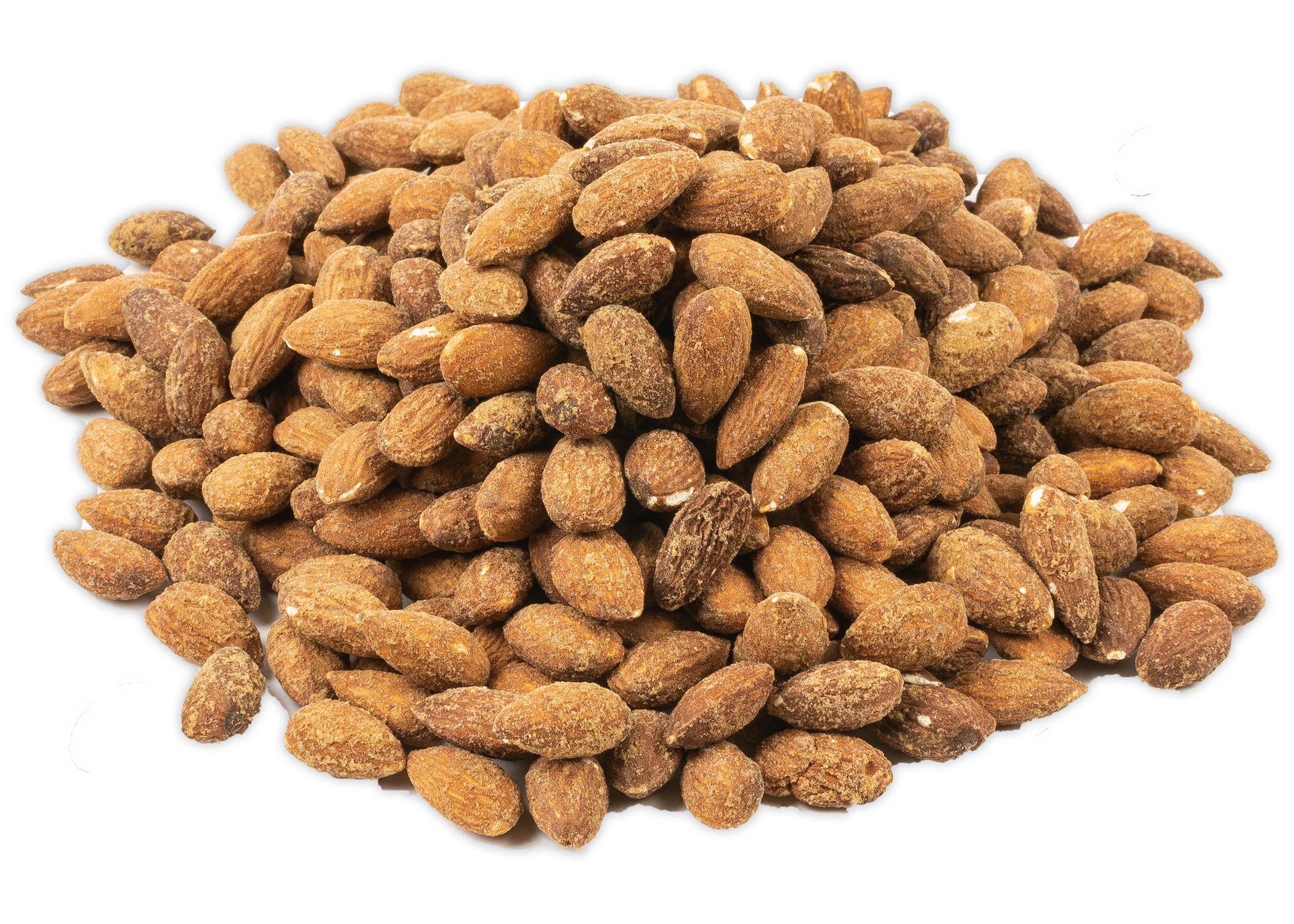 pile-smoked-almonds