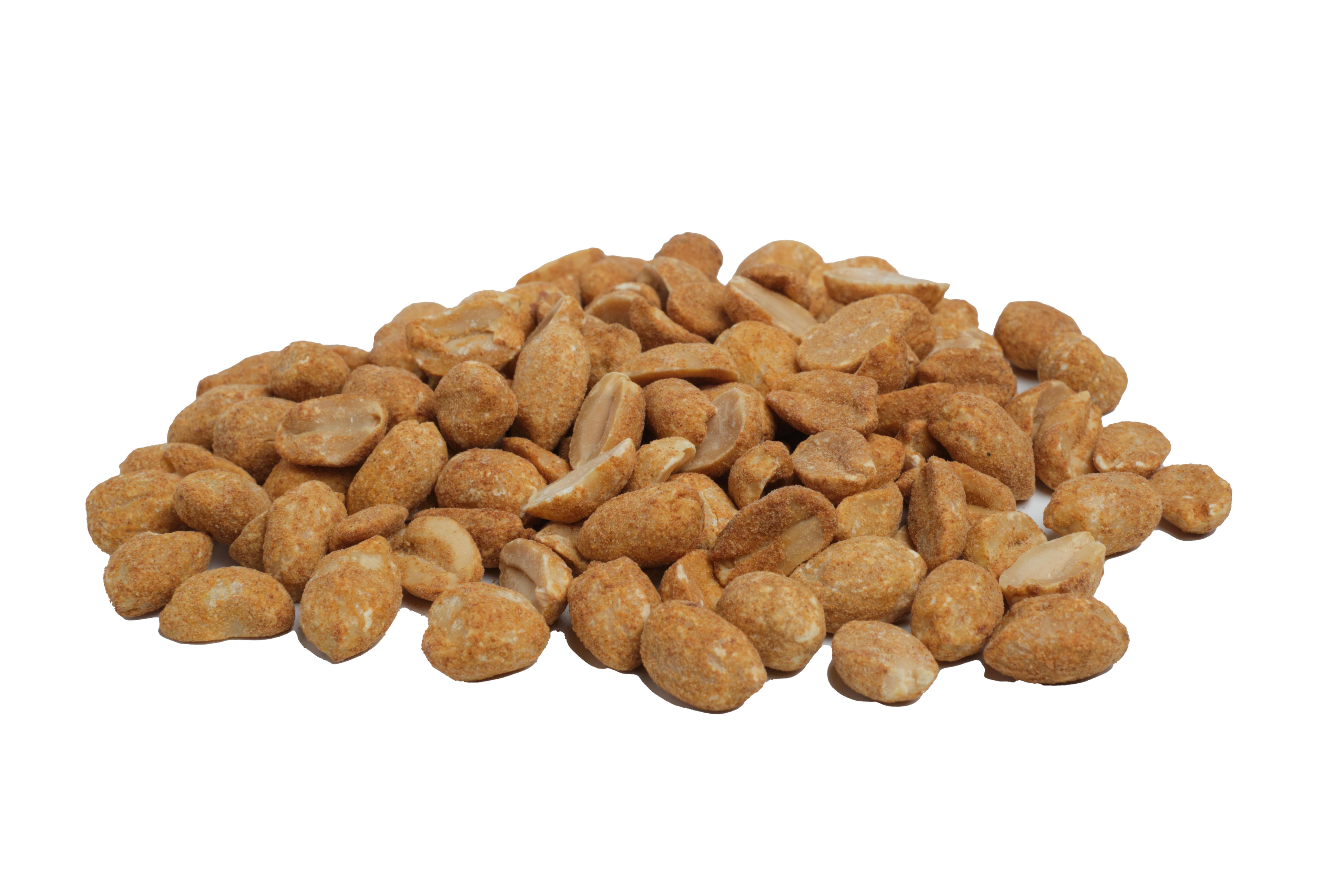 pile-dry-roasted-peanuts