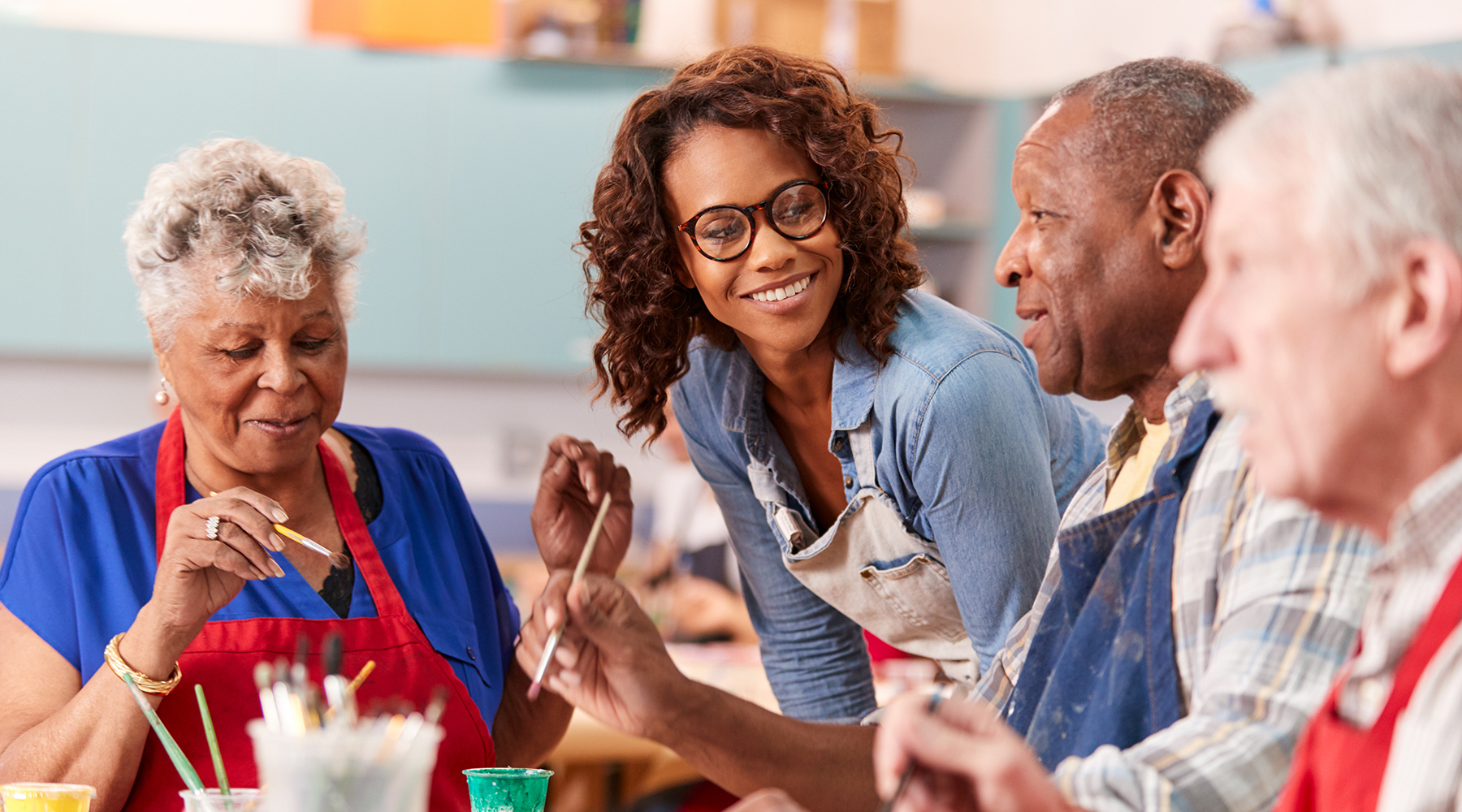 10 Reasons Why Activity Professionals are the Heart of Senior Living Communities