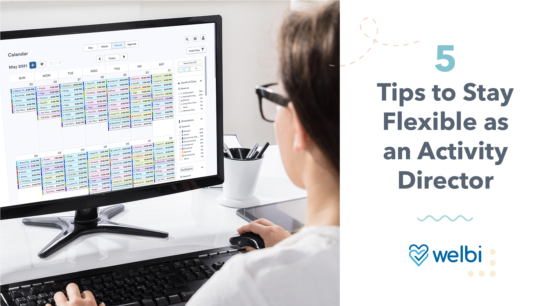 5 Tips to Stay Flexible as an Activity Director