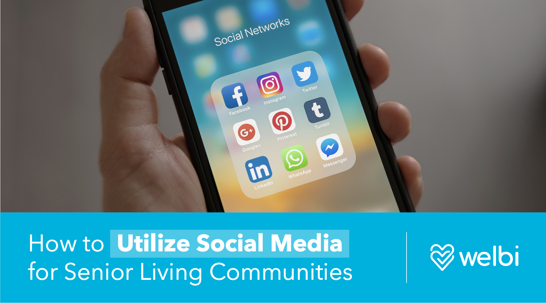 How to Utilize Social Media for Senior Living Communities