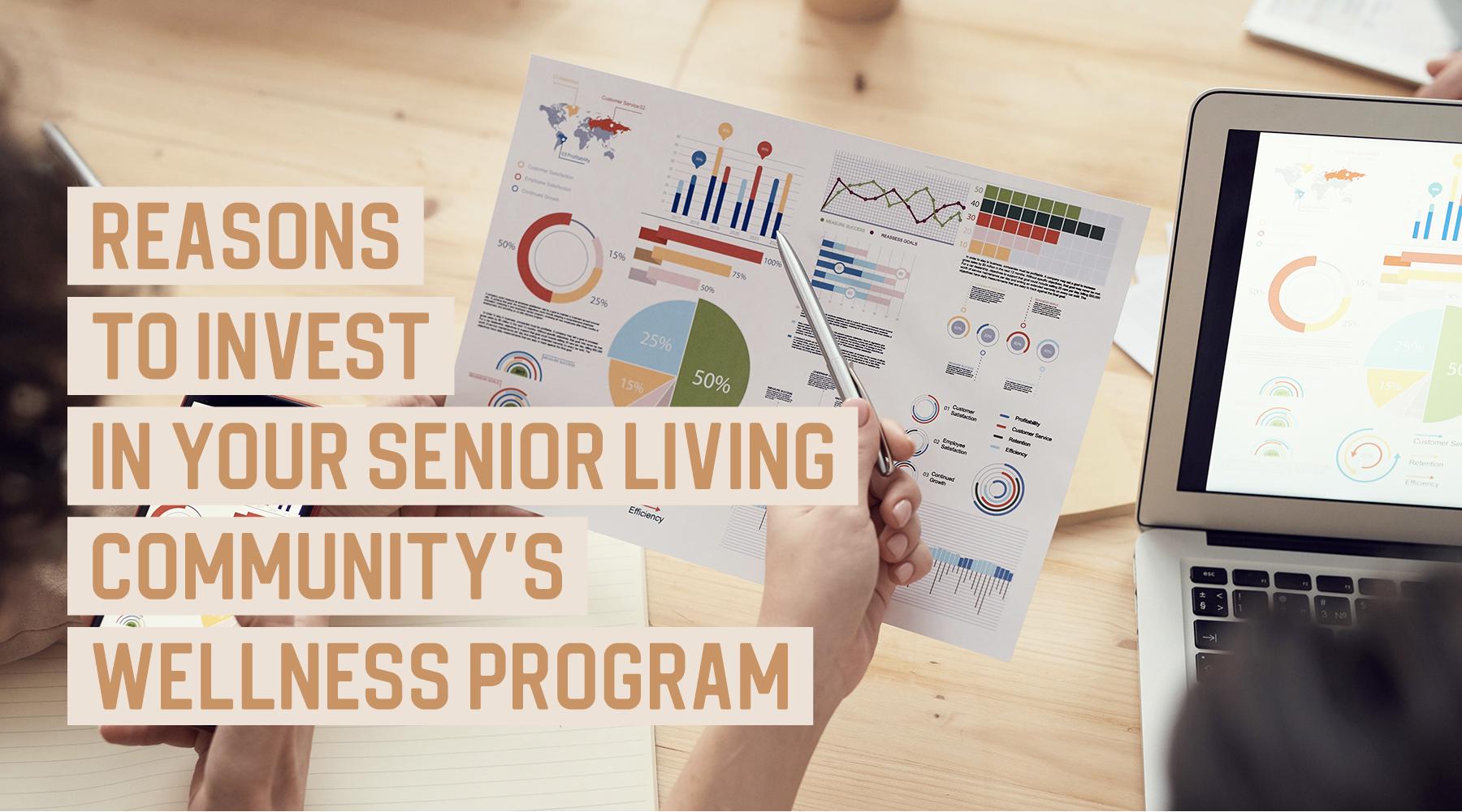 Reasons to Invest in Your Senior Living Community's Wellness Program