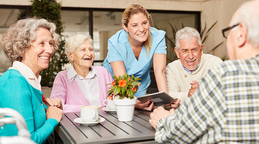 How to Increase Resident Engagement in your Senior Living Community