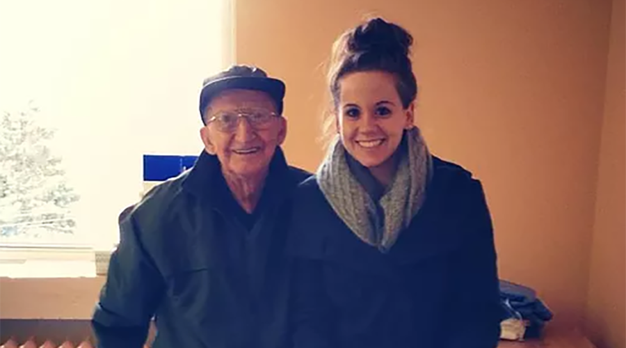 How My Grandfather's Passing Inspired Me to Help Reduce Social Isolation in Retirement Communities