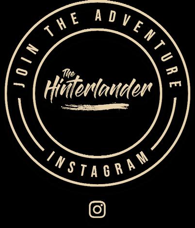 the hinterlander instagram