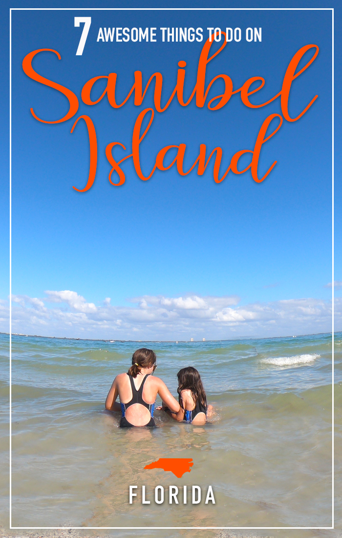 Pinterest Pin - Sanibel Island Florida