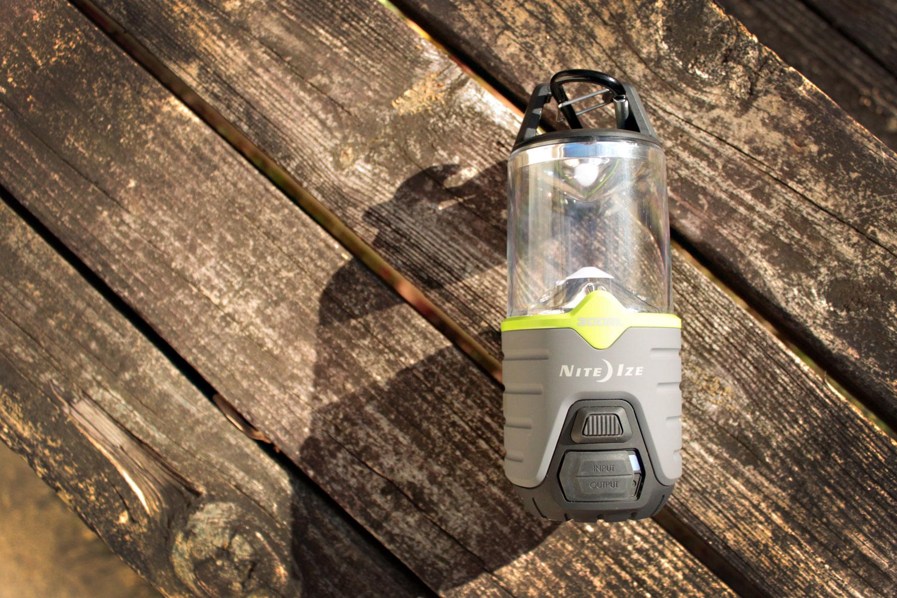 Nite IZE 300 Lumen Camp Lantern