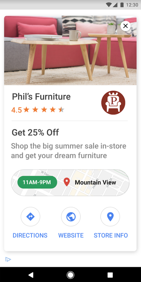 nuevas funciones de Google Ads