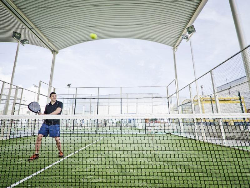 Padel tennisnet