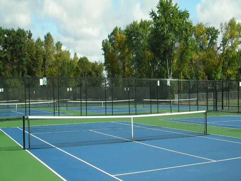 Tennisnet  Midi