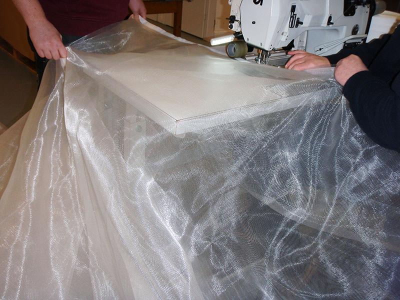 Netten en gazen op maat