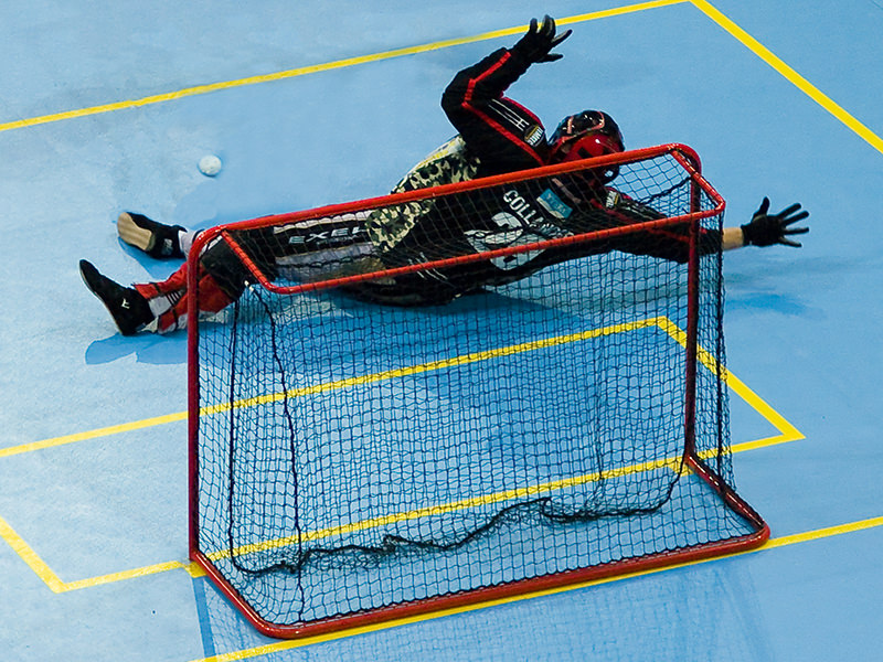 Floorball smoornet