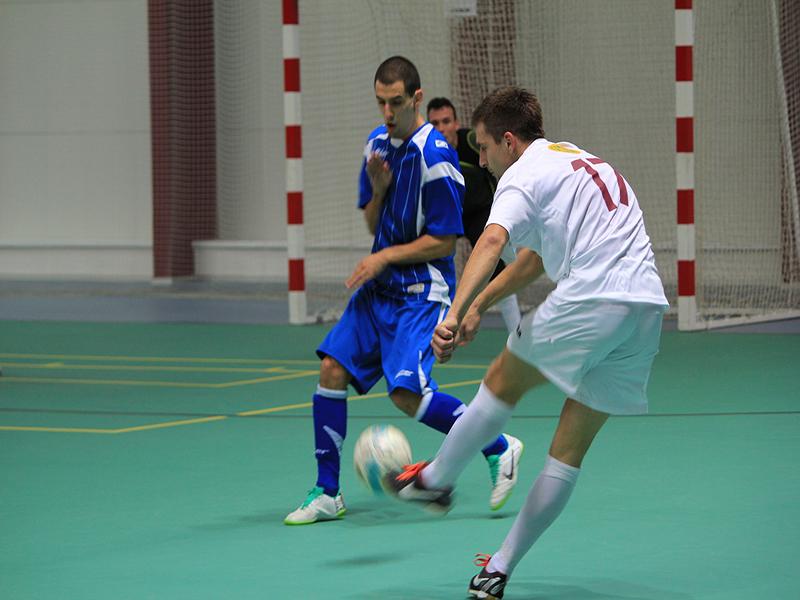 Zaalvoetbal doelnet 3x2x0,8x1 m