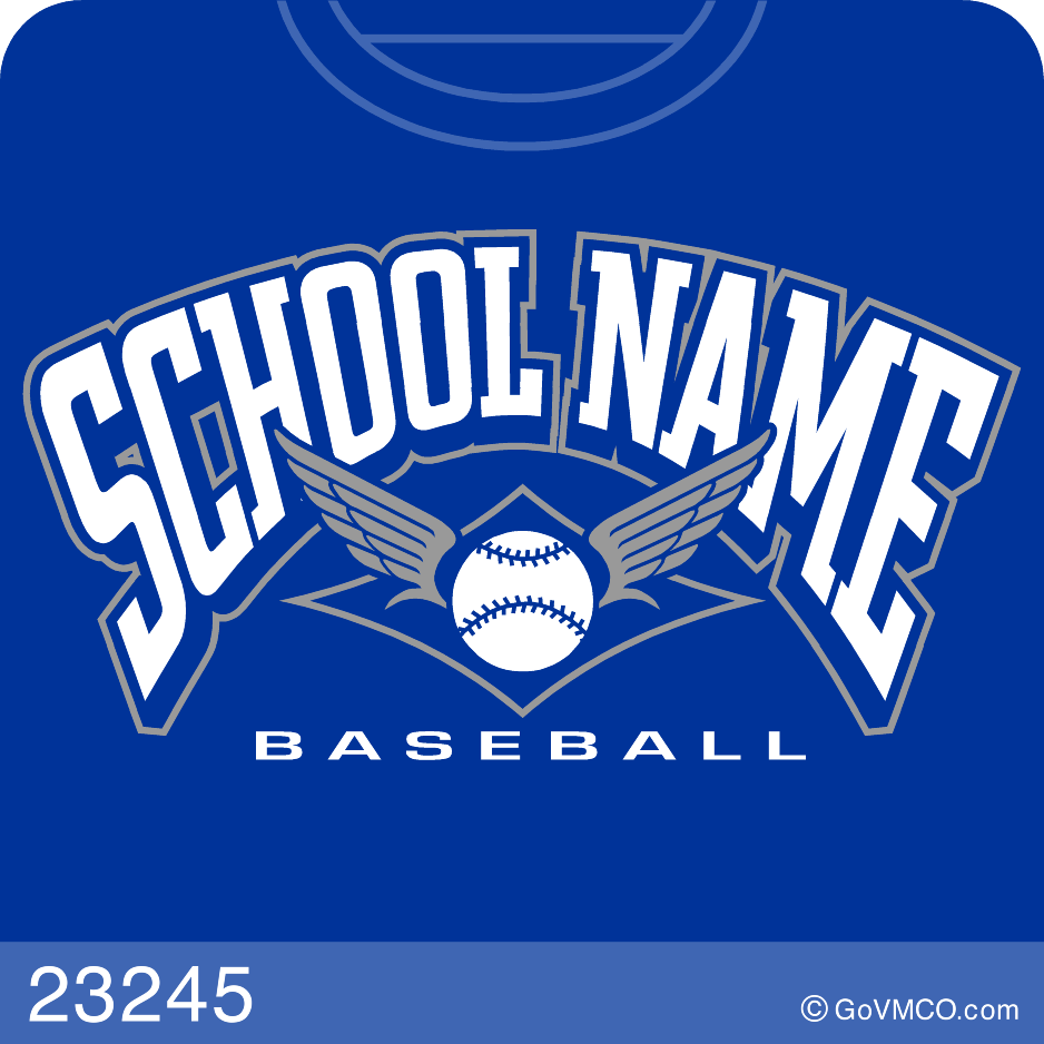 Baseball And Softball Varsity Mascot Co Custom School And Sport