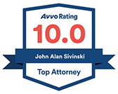 Perfect 10 AVVO Rating