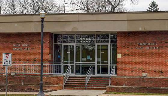 Shaker Heights Municipal Court