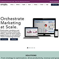 Simple website art