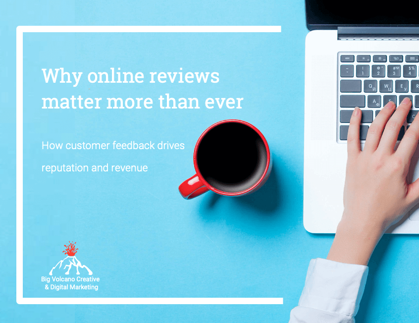 Why reviews matter more than ever eBook