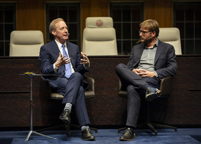 Dennis Broeders in Q&A and Discussion with Microsoft Global President and Chief Legal Counsel Brad Smith