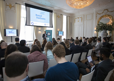 Photos and Conference Report - Responsible Behaviour in Cyberspace: Novel Horizons
