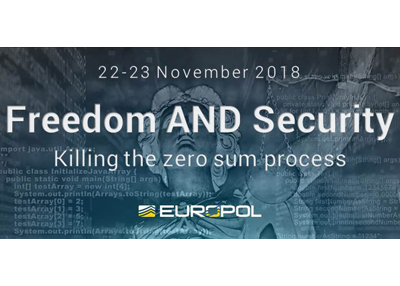 "Els De Busser Joins Panel at Europol Conference ""Freedom AND Security: Killing the Zero Sum Process"""