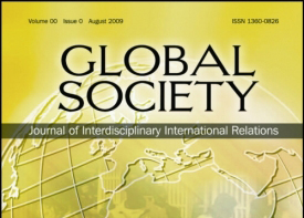 New journal article: The Necessity and Pitfall of Cybersecurity Capacity Building for Norm Development in Cyberspace
