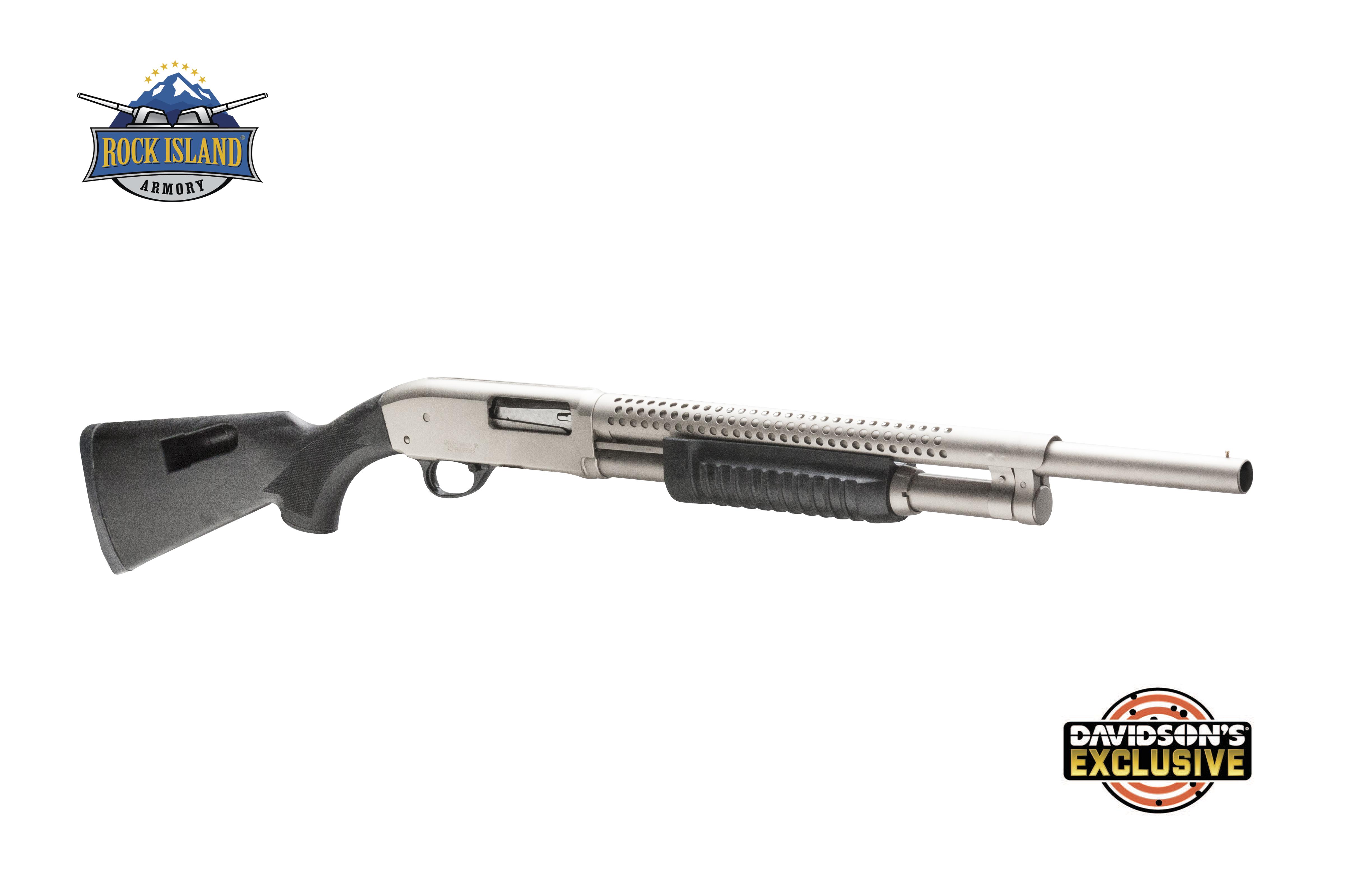 Product Spotlight: Davidson's Exclusive Rock Island Armory M5