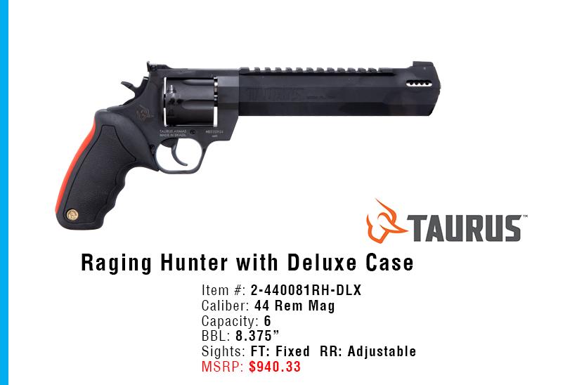 Great Gun Giveaway - Taurus Raging Hunter