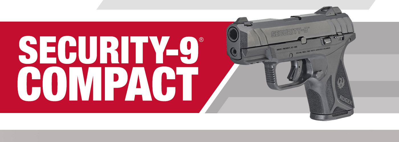 Product Spotlight: The New Ruger Security 9 Compact