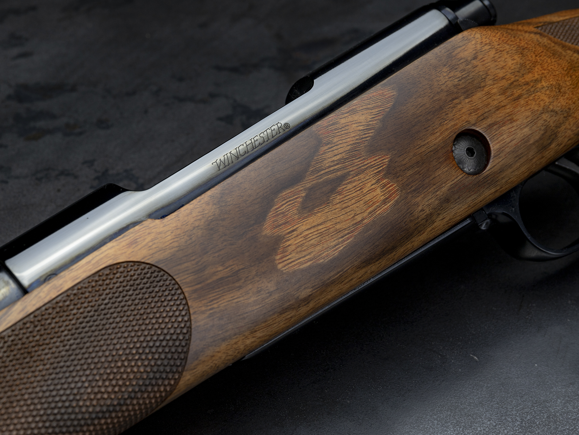 M70 Supergrade winchester receiver