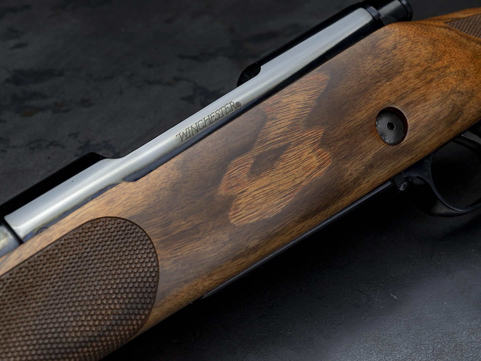 M70 Supergrade winchester receiver