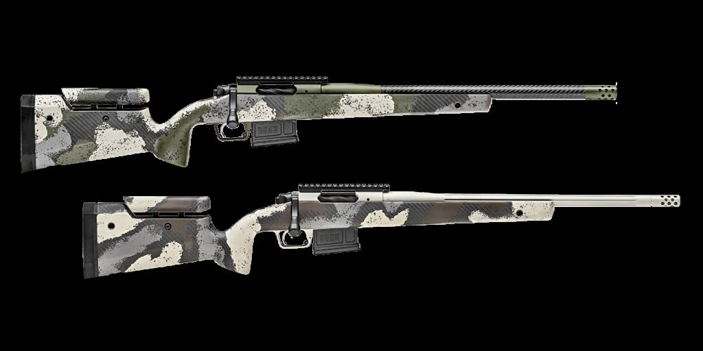 Waypoint rifles profiles