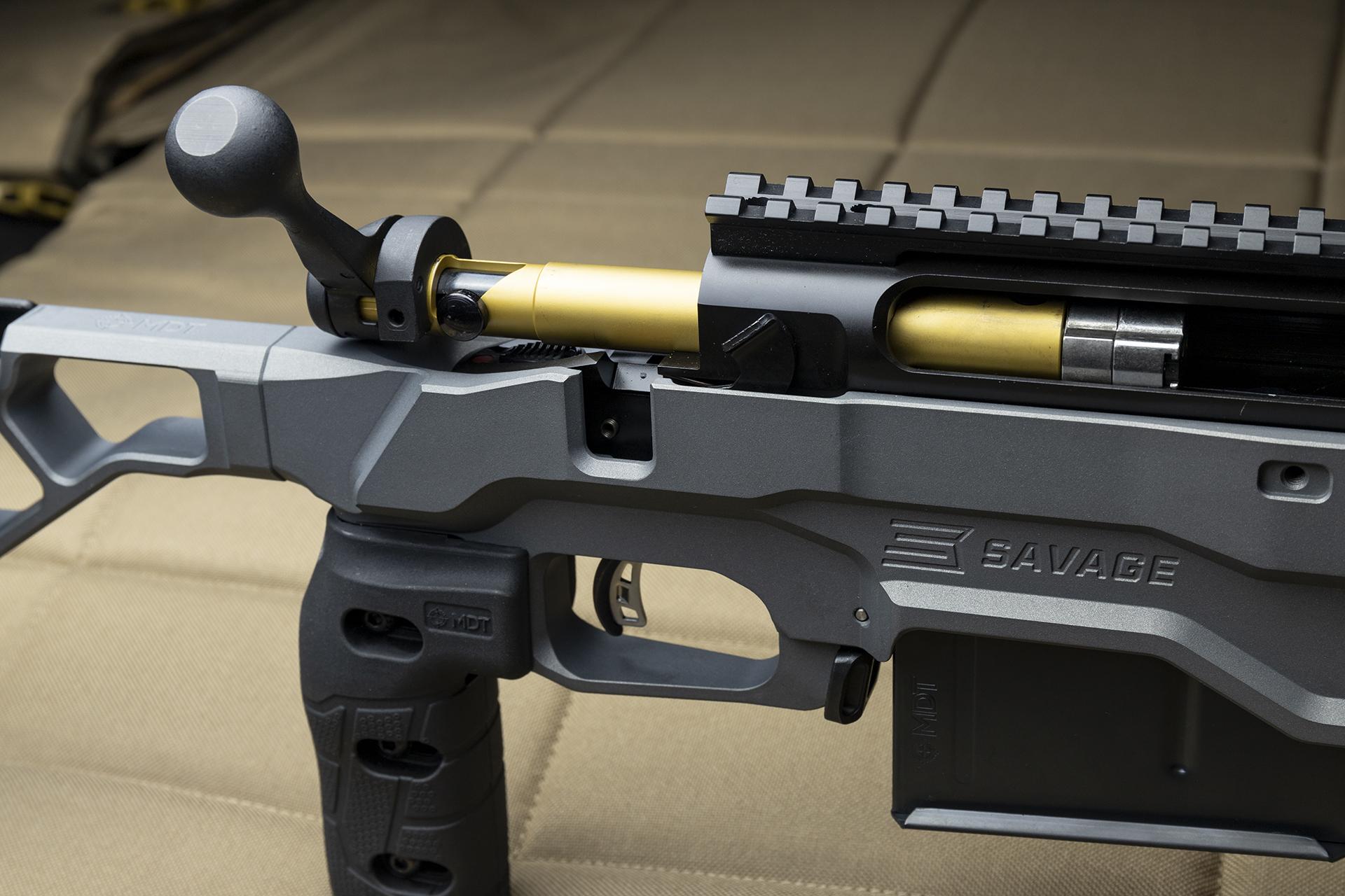 SAV 110 Elite Precision bolt receiver