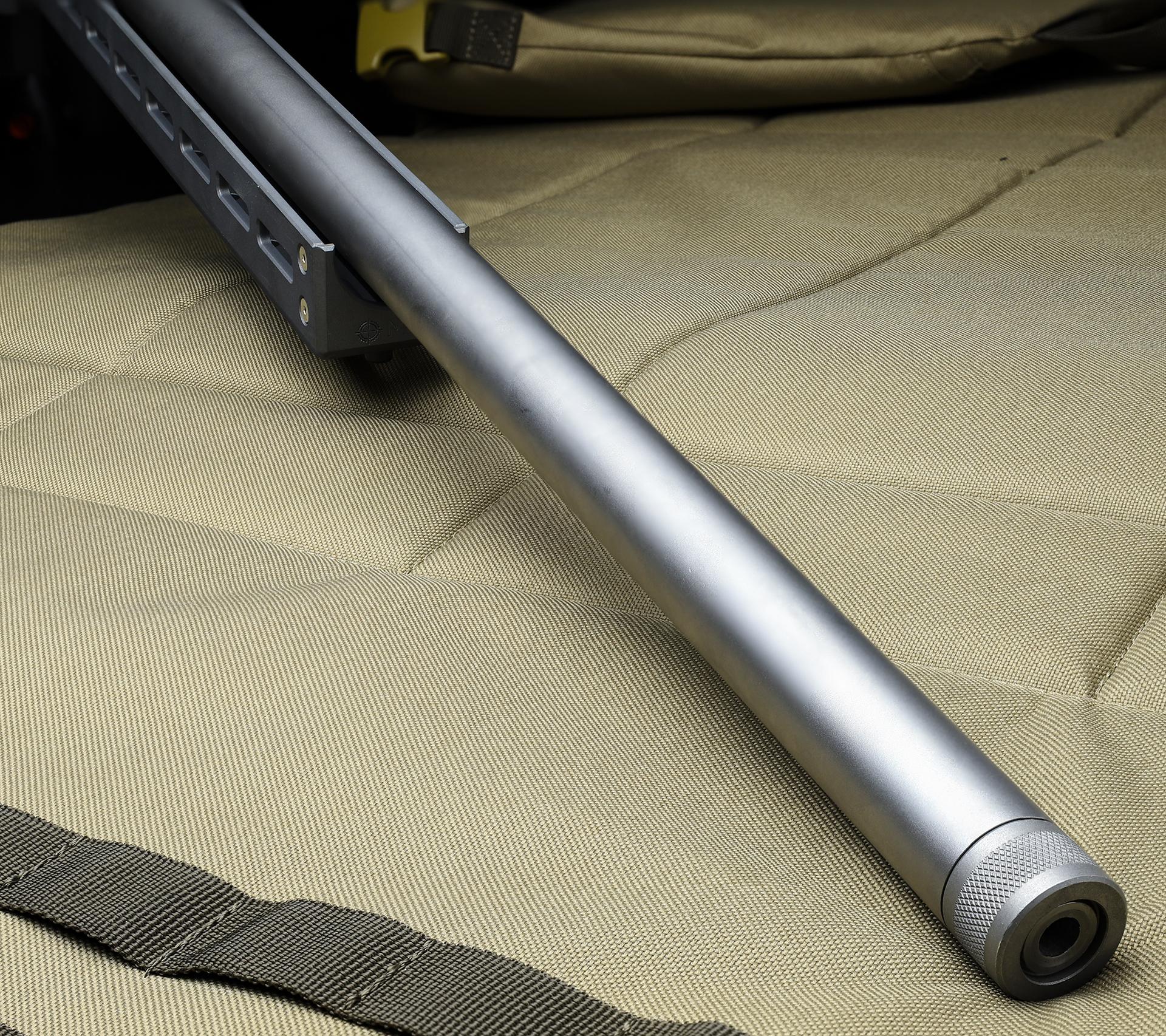 SAV 110 Elite Precision barrel