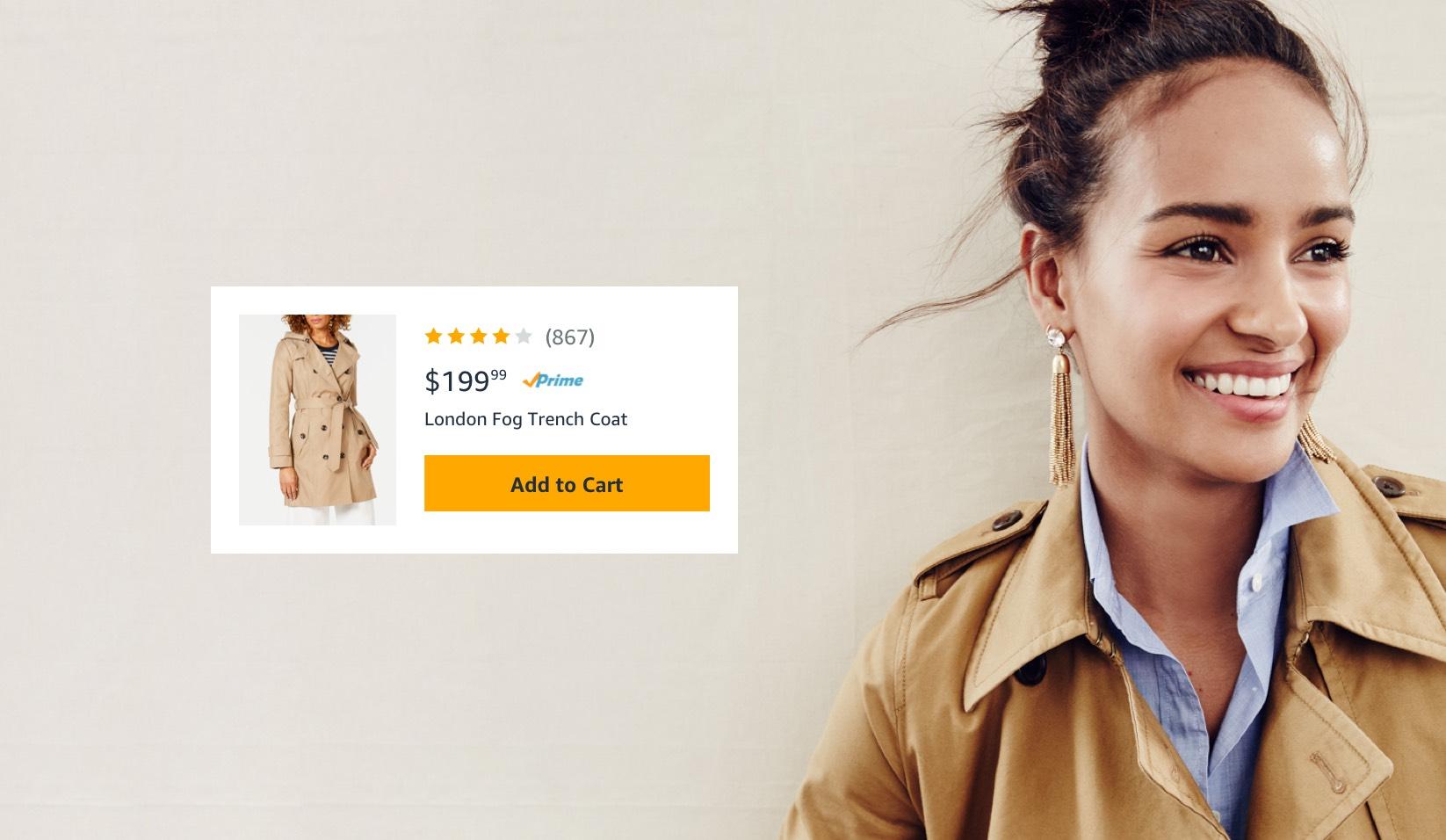 Amazon Fashion Thumbnail