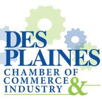 Des Plaines Chamber of Commerce & Industry logo