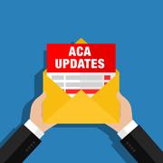 ACA Updates clipart