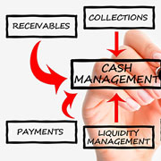 Cash Management Flow Chart