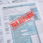 Tax Reform - 1040