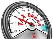 Tax Break Gauge