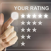 Your Rating - Star ranking
