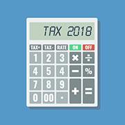 Calculator - Tax 2018