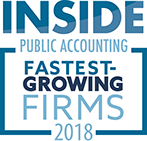 Inside Public Accounting - Fastest Growing Firms 2018