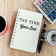 Tax Time - Year End