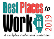 2019 Best Places to Work in IL logo