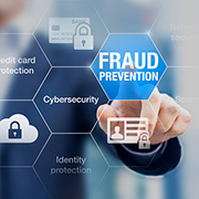 Infographic - Fraud Prevention imagery
